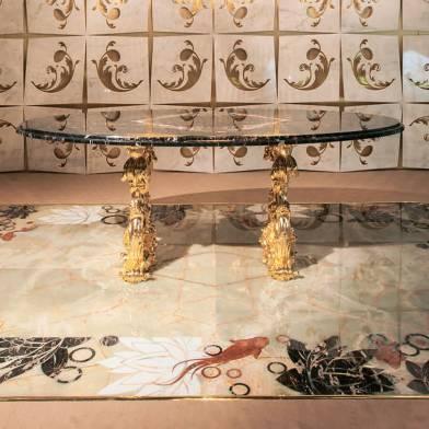 Petersburg table