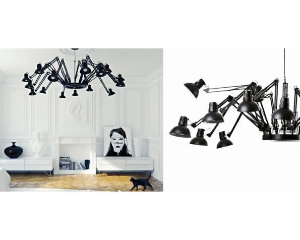 Dear Ingo chandelier