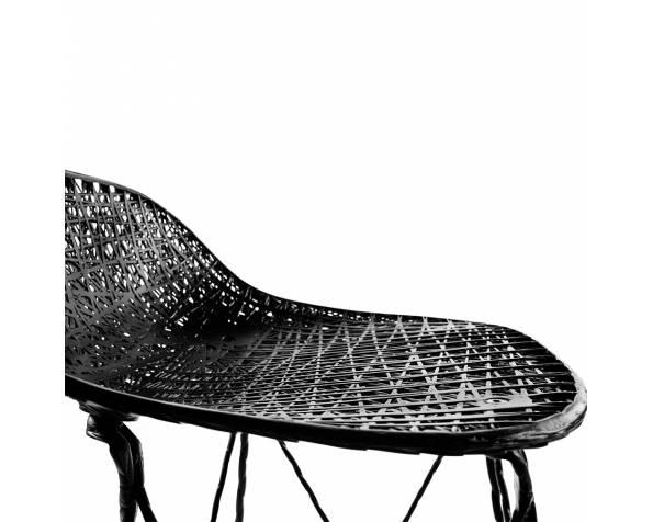 Carbon bar stool
