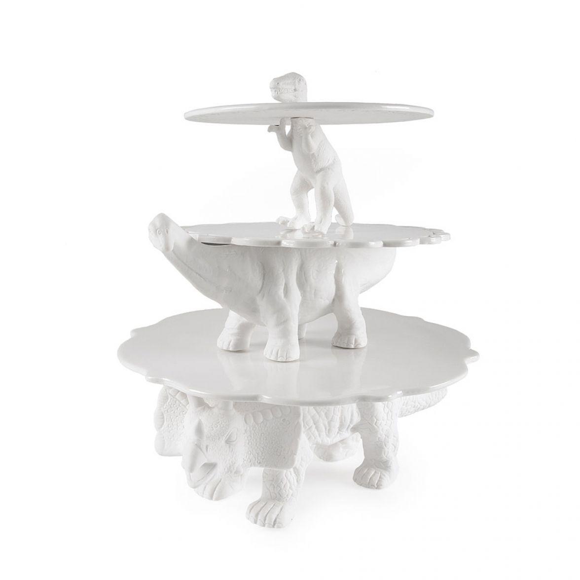 Sauria porcelain cakestand