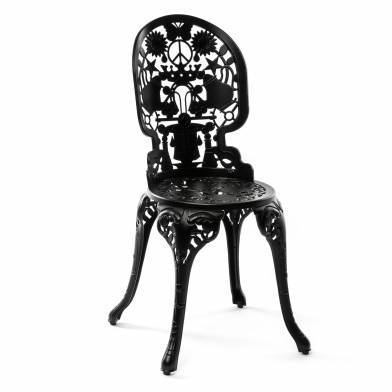 Industry collection aluminium chair