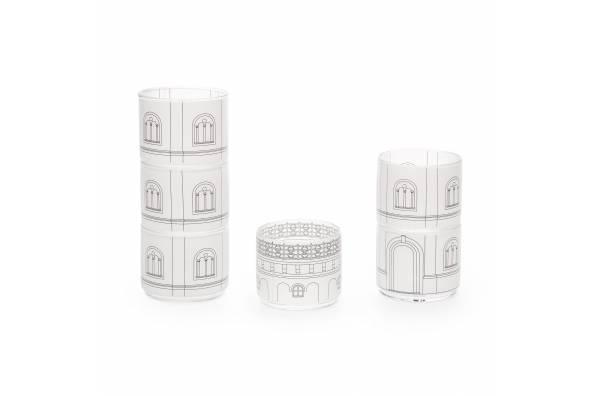 Набор стаканов Torre Scura  фото цена
