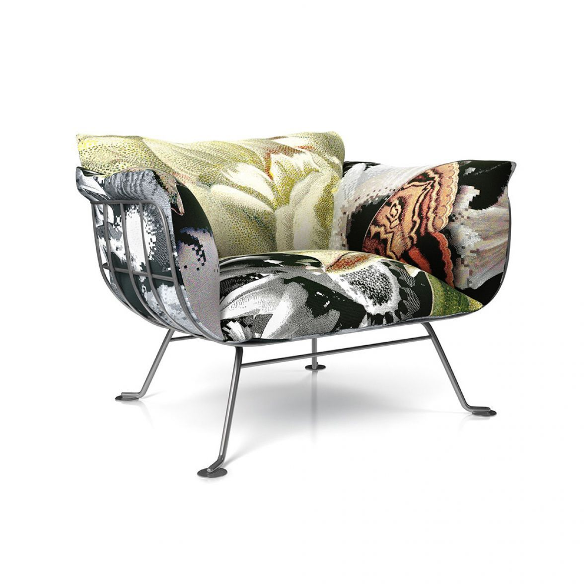 Nest armchair фото цена