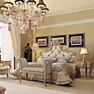 Bedroom The art of handicraft