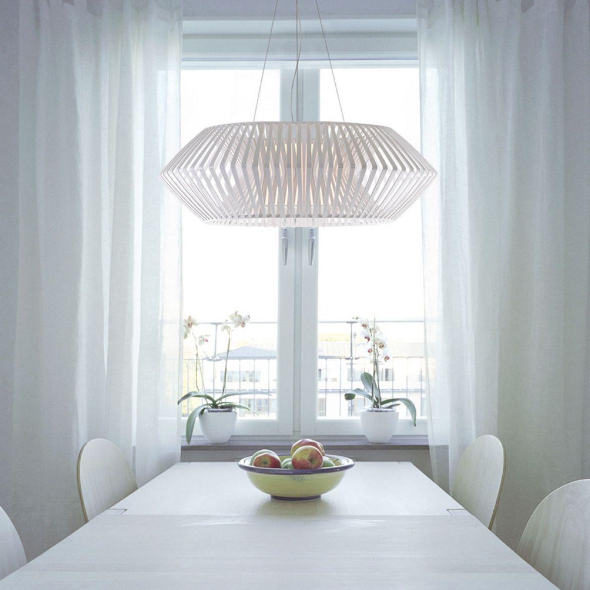 V pendant lamp