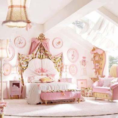 Miss Balerina bedroom