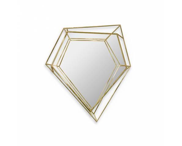 Diamond Small Mirror