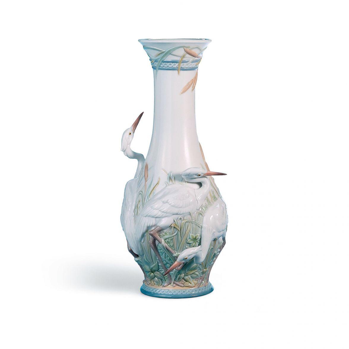 Heron's realm vase фото цена