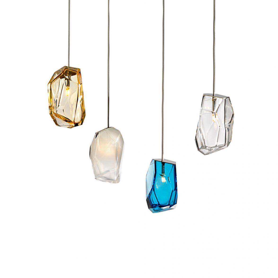 Crystal Rock Pendant