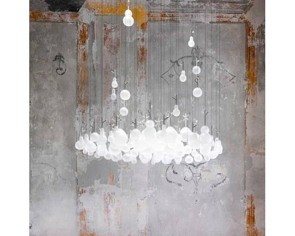 Growing Vases chandelier