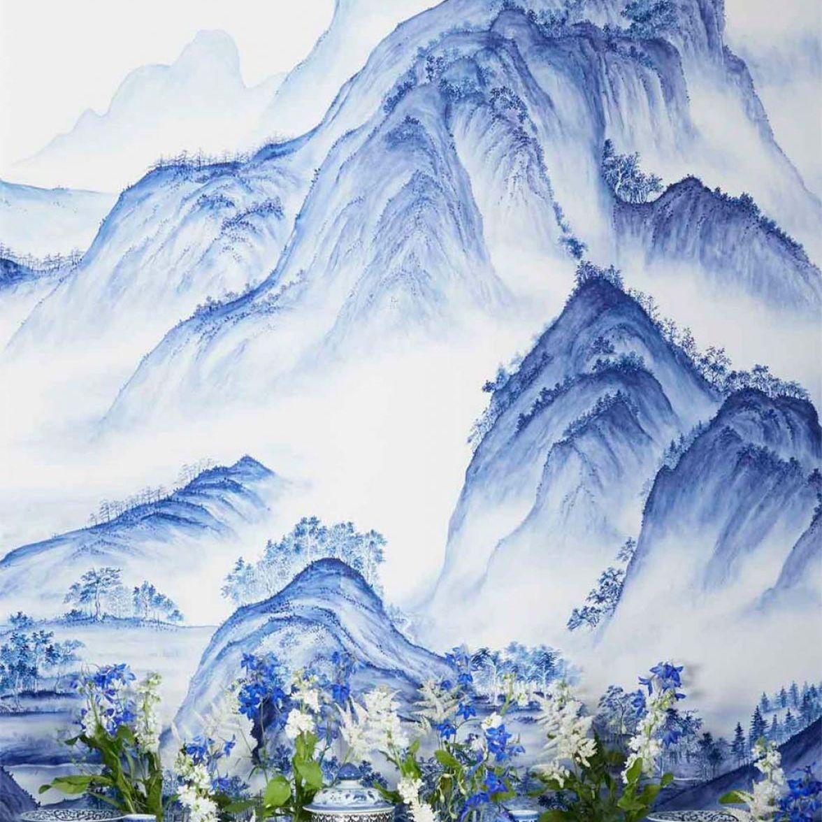 A Thousands river Li and Mountains designer фото цена