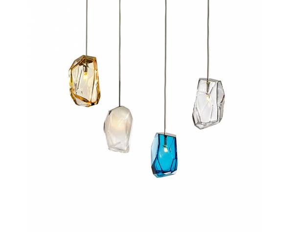Crystal Rock Pendant