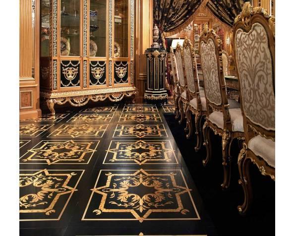 Sirius wood floor