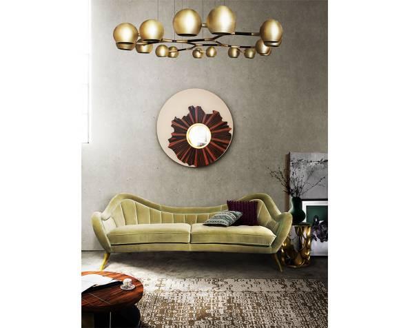 Hermes sofa