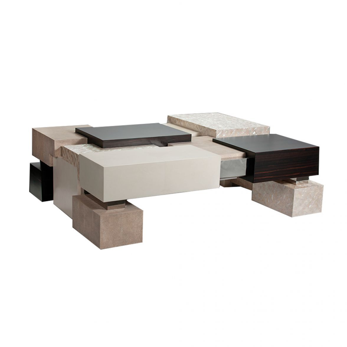 Blocks light coffee table фото цена