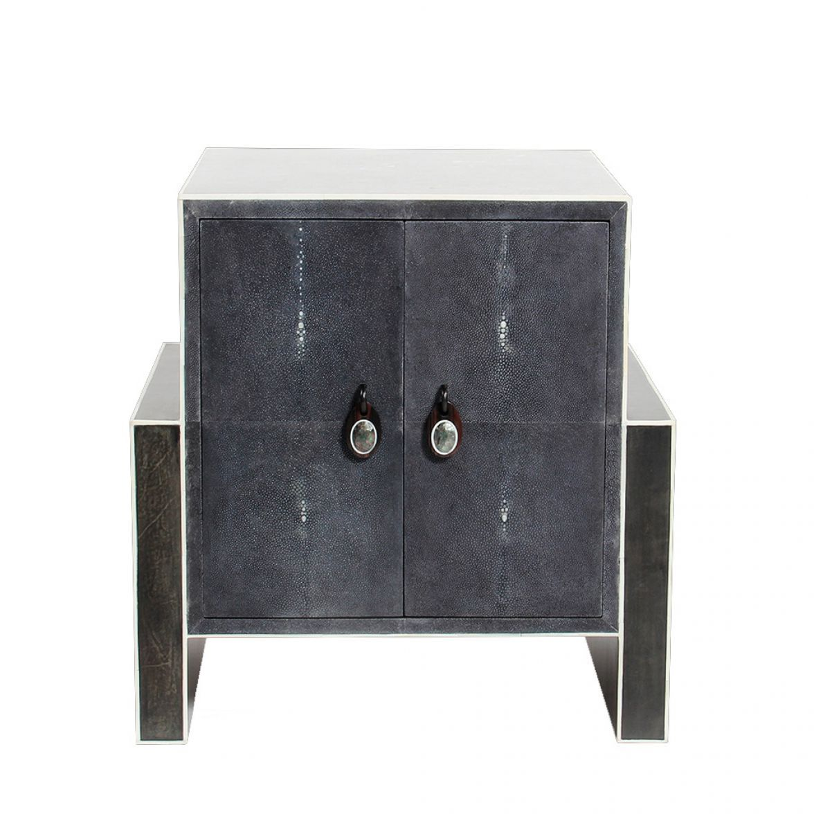 Bedside dark Nightstand фото цена