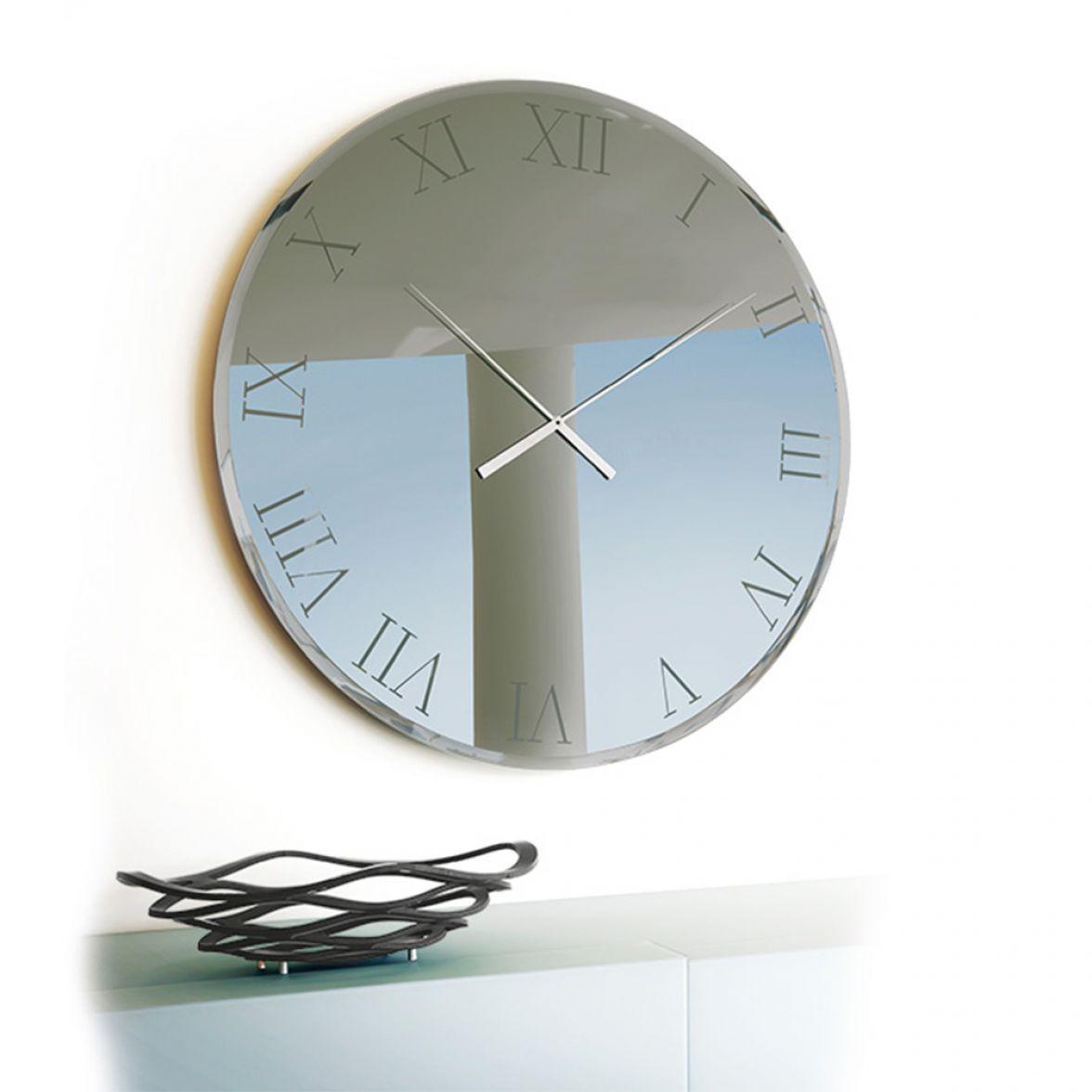 Titanium Clock