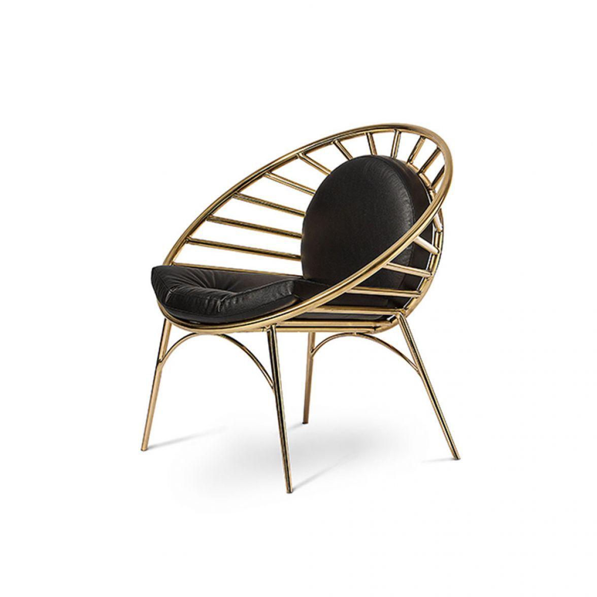 Reeves armchair