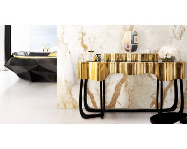 Sinuous dressing table фото