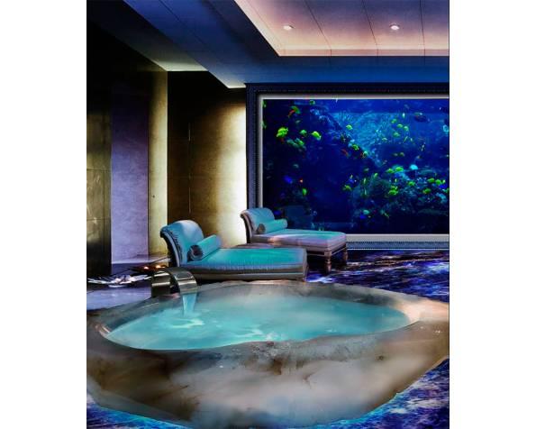 Rock Crystal Bathtub фото