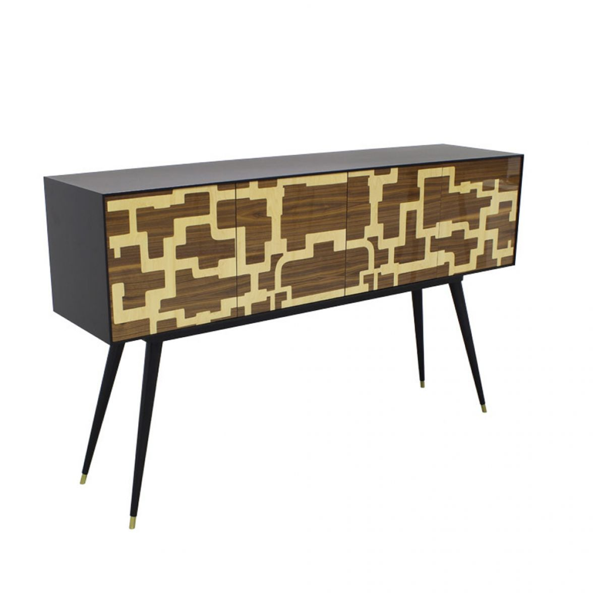 Ilusions Black Sideboard фото цена