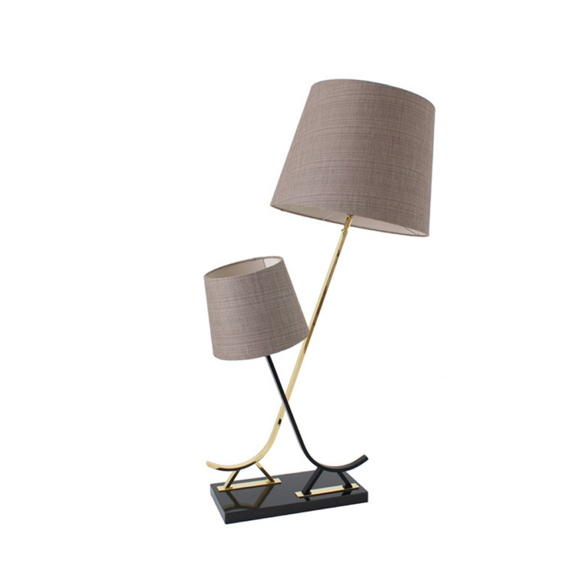 Double Stick Table Lamp