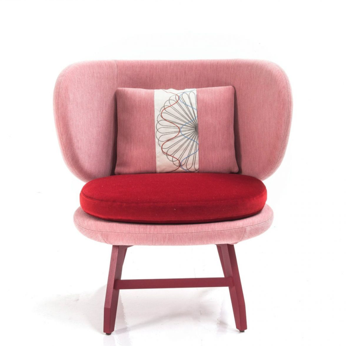 Ariel small armchair фото цена