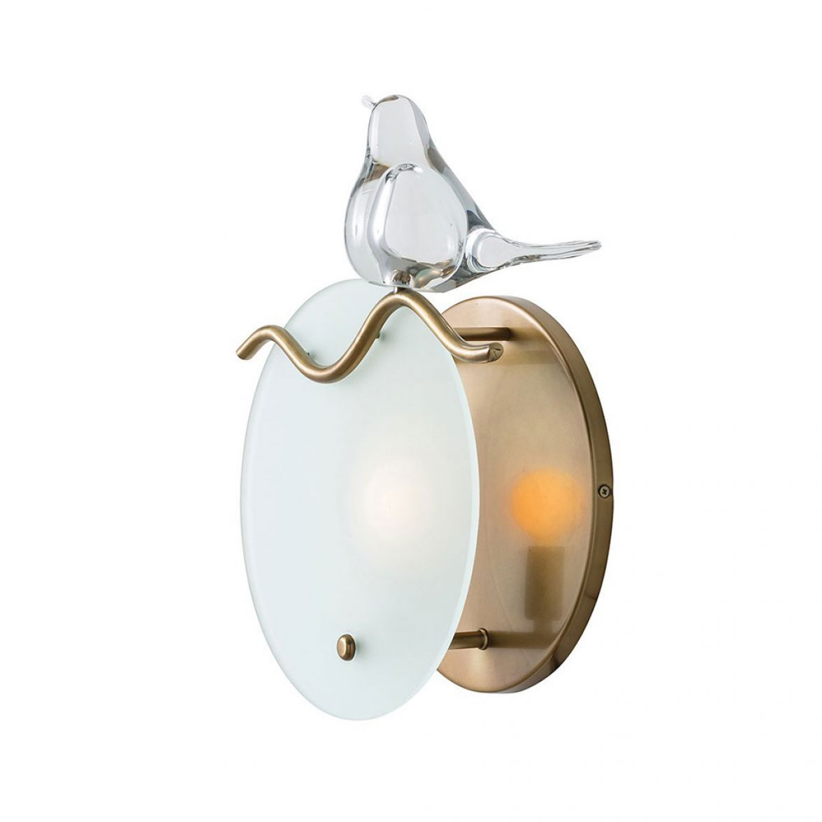 Dove Sconce