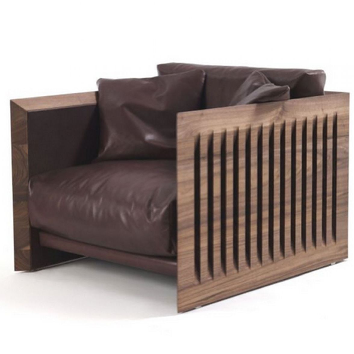Softwood Armchair