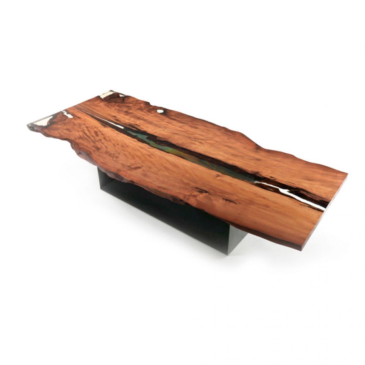 Cube Kauri table