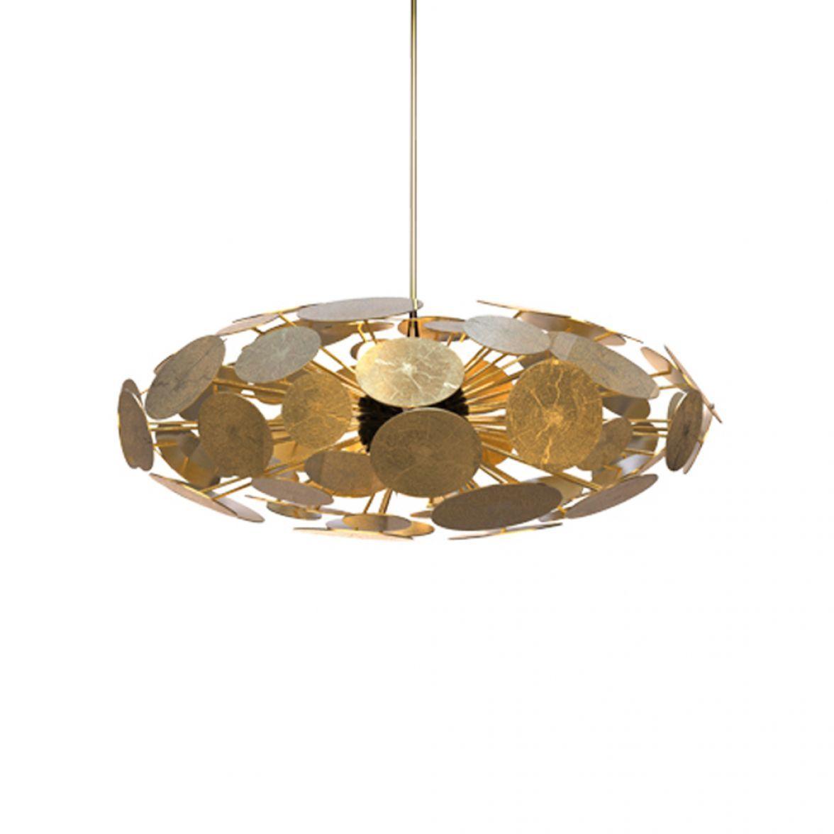 NEWTON ELIPTIC chandelier