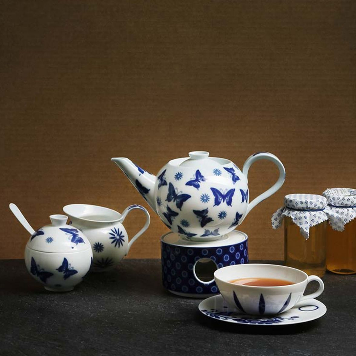 MY CHINA! · WUNDERKAMMER tea set фото цена