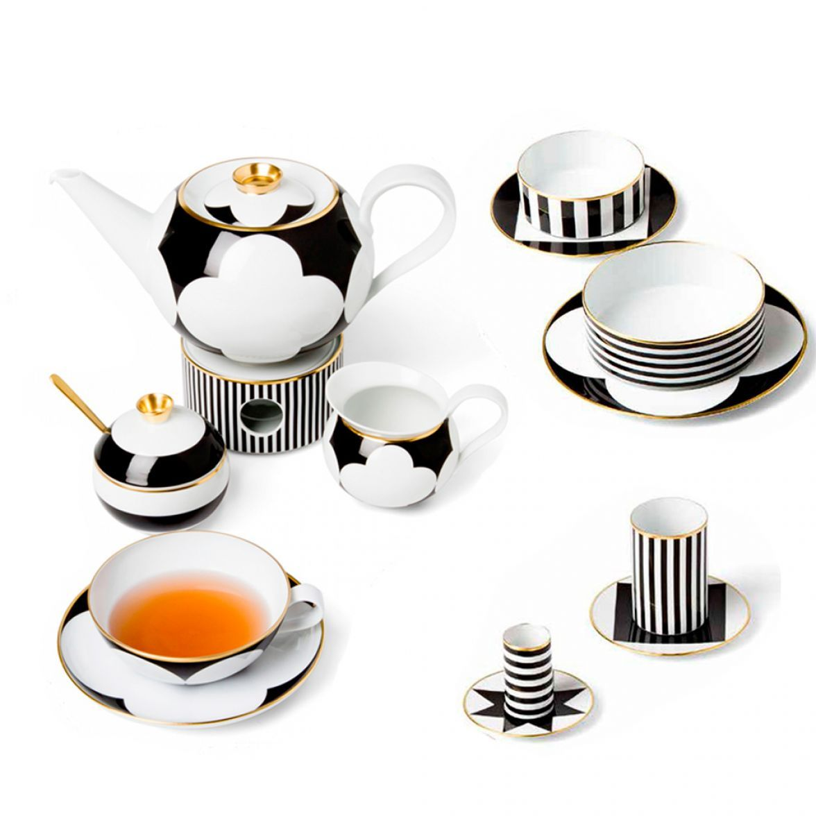 Cad'oro My China tea set фото цена
