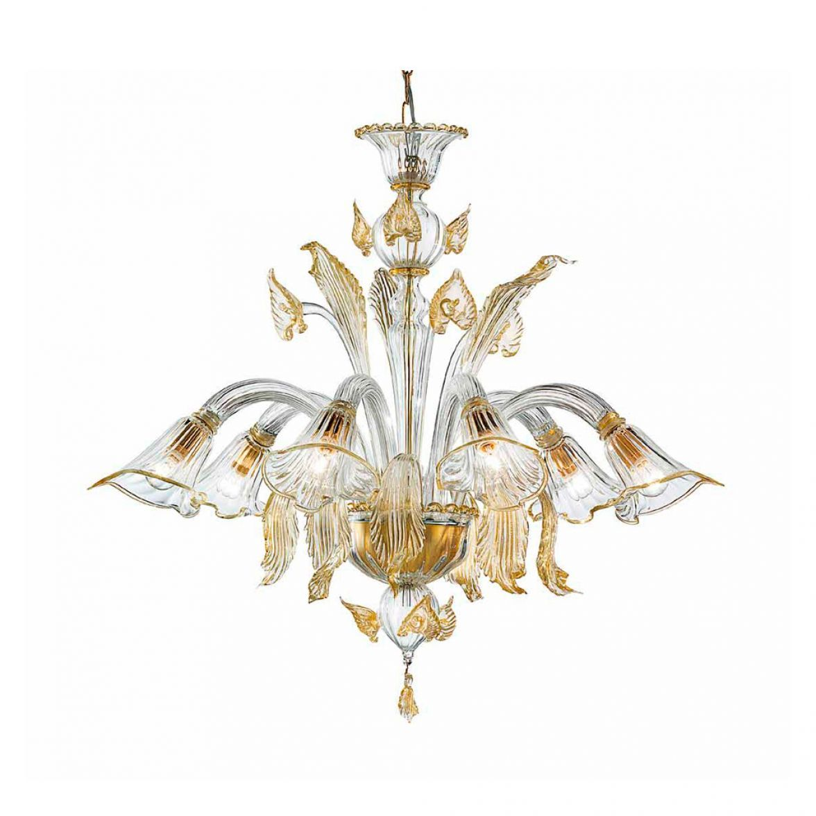 Traditional Venetian 3 Chandelier