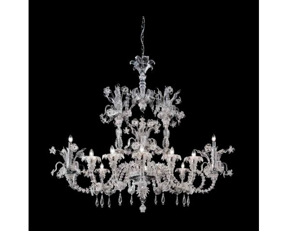 Traditional Venetian 4 Chandelier