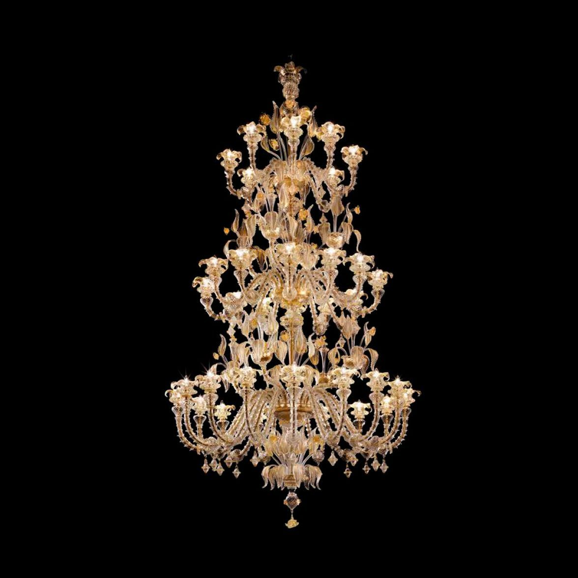 Traditional Venetian 2 Chandelier
