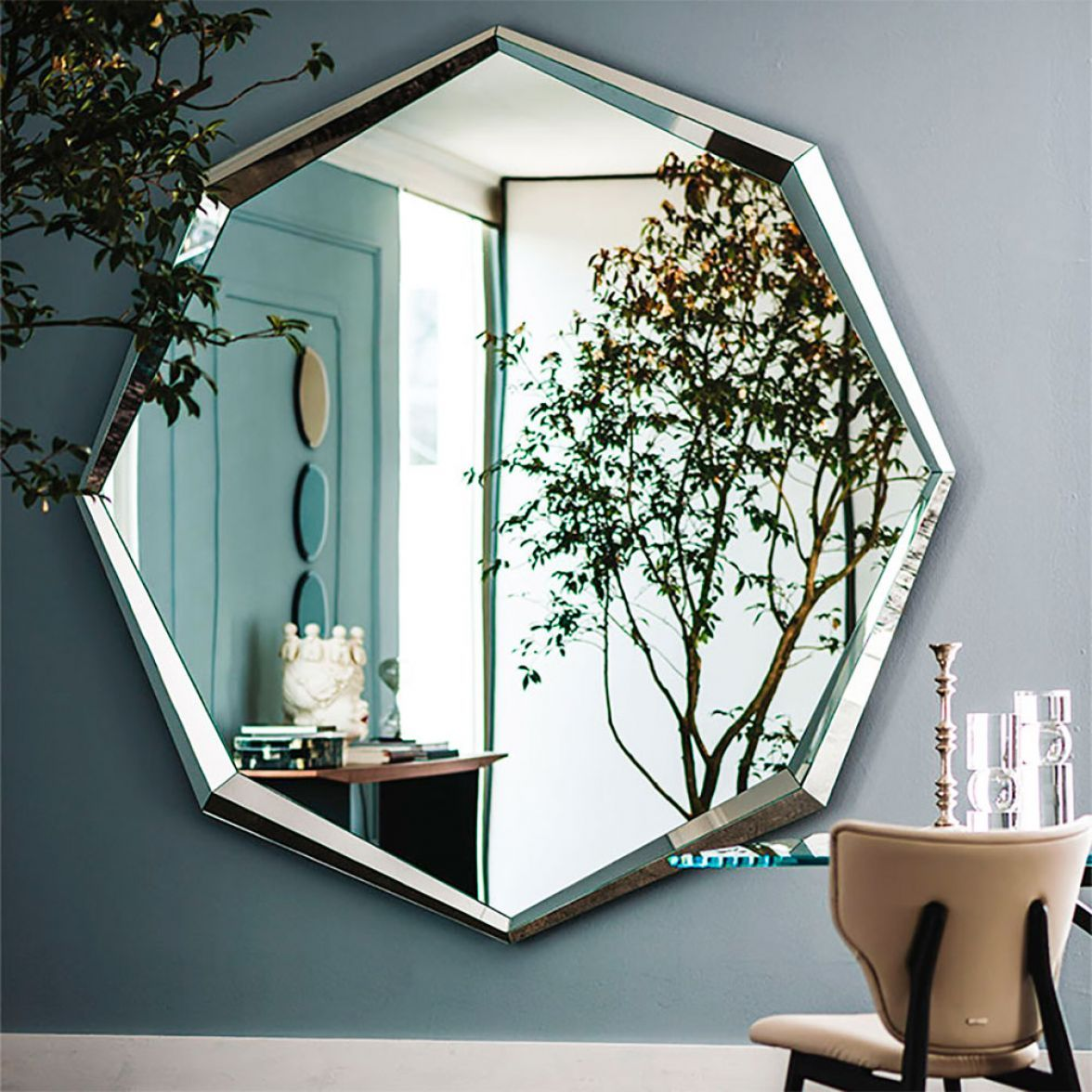 Настенное зеркало Emerald Magnum фото цена