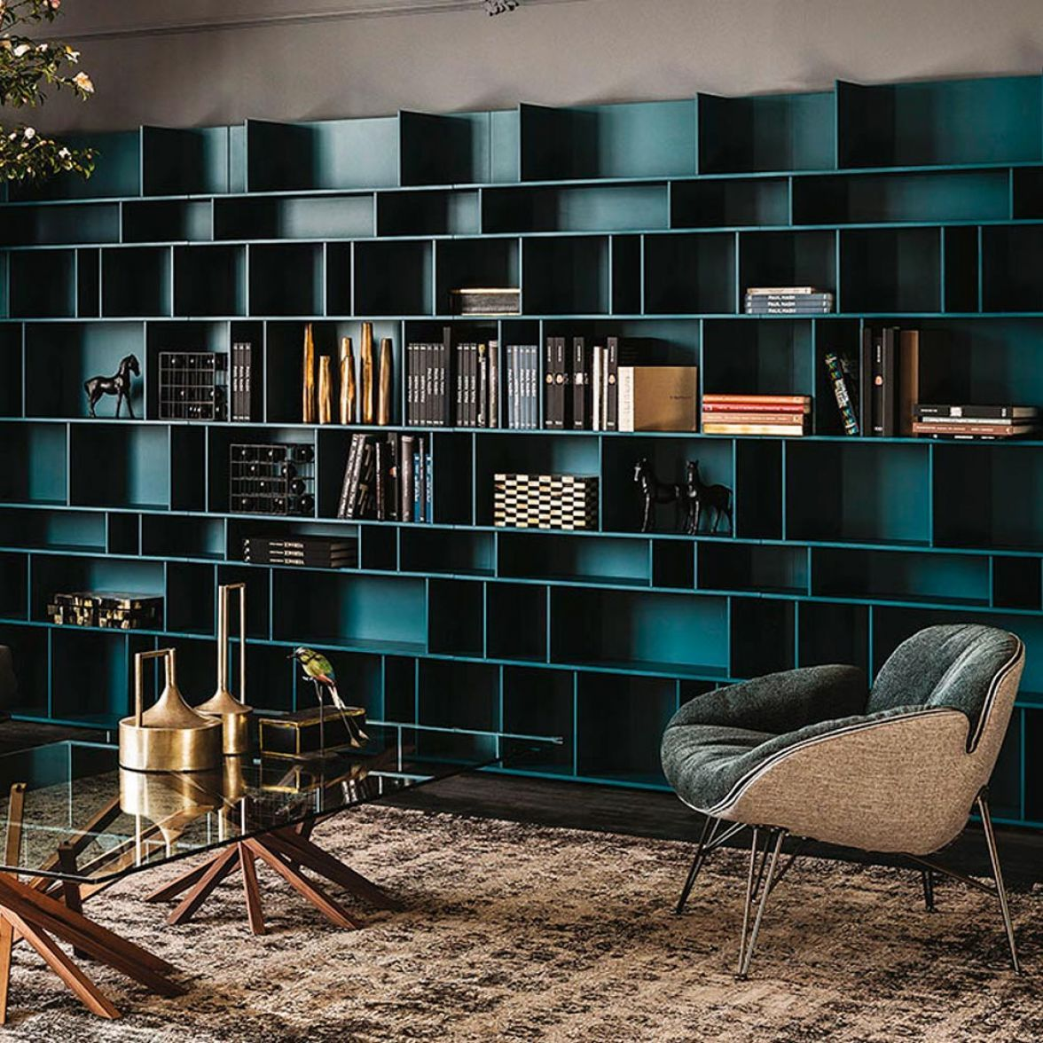 Wally Modular bookcase фото цена