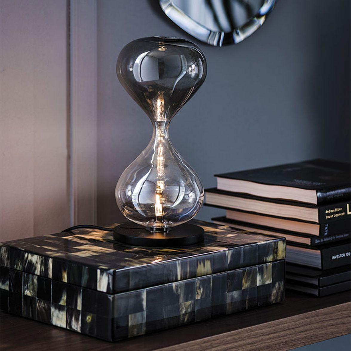 Настольная лампа Sablier фото цена