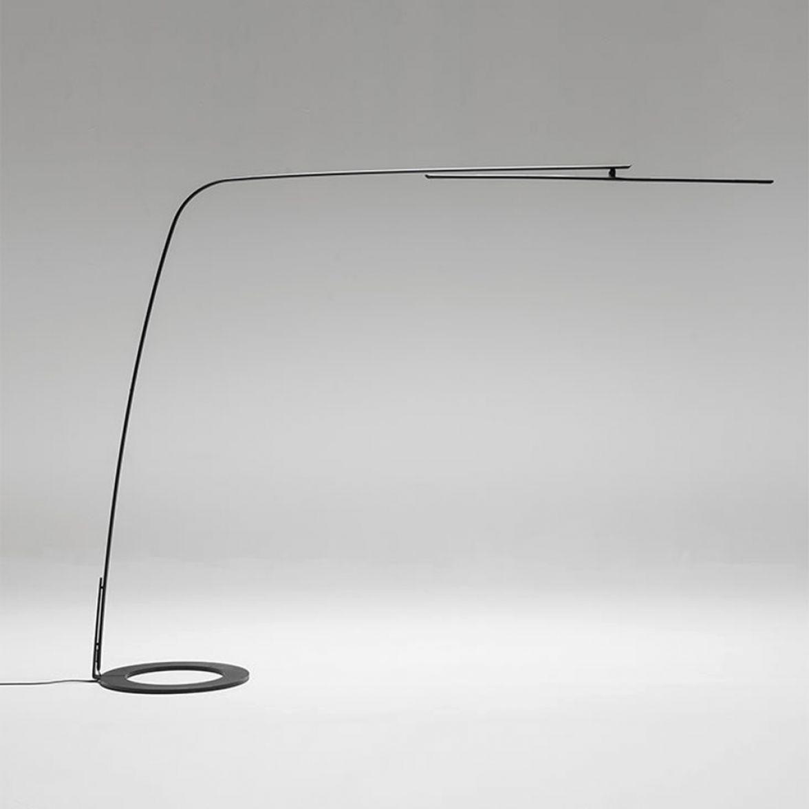 Stealth floor lamp