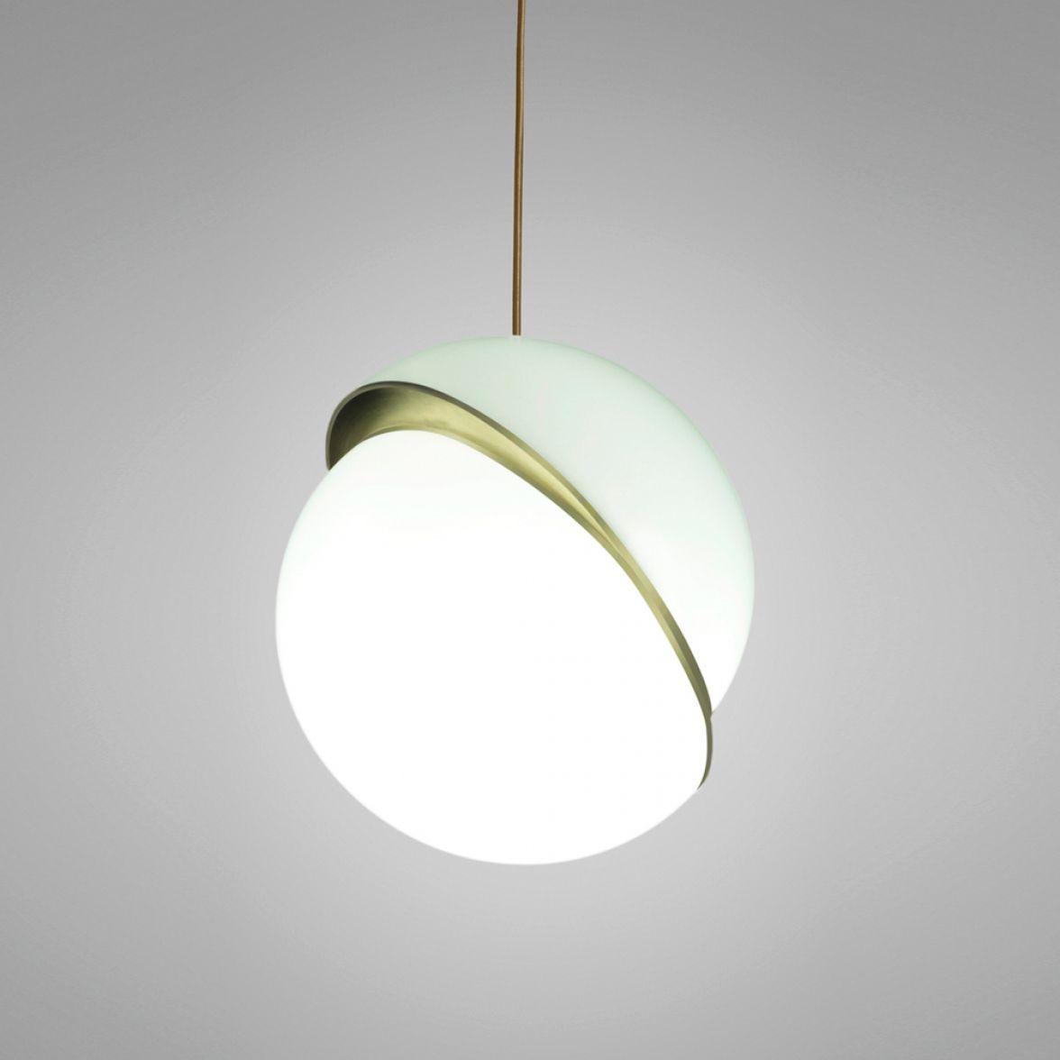 Crescent light pendant фото цена