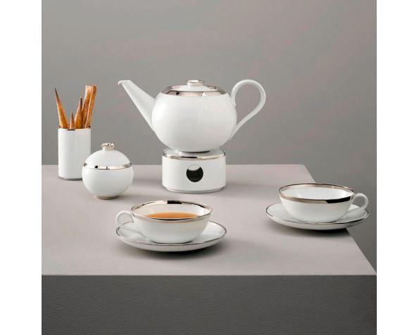 TREASURE PLATINUM tea service