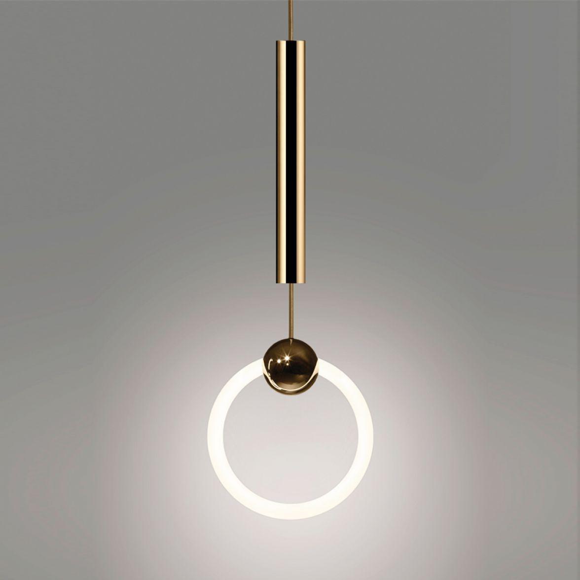 Ring light pendant фото цена