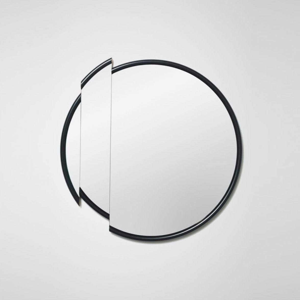 Зеркало SPLIT ROUND фото цена