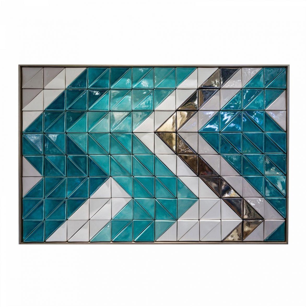 Tejo colors Tiles Panel
