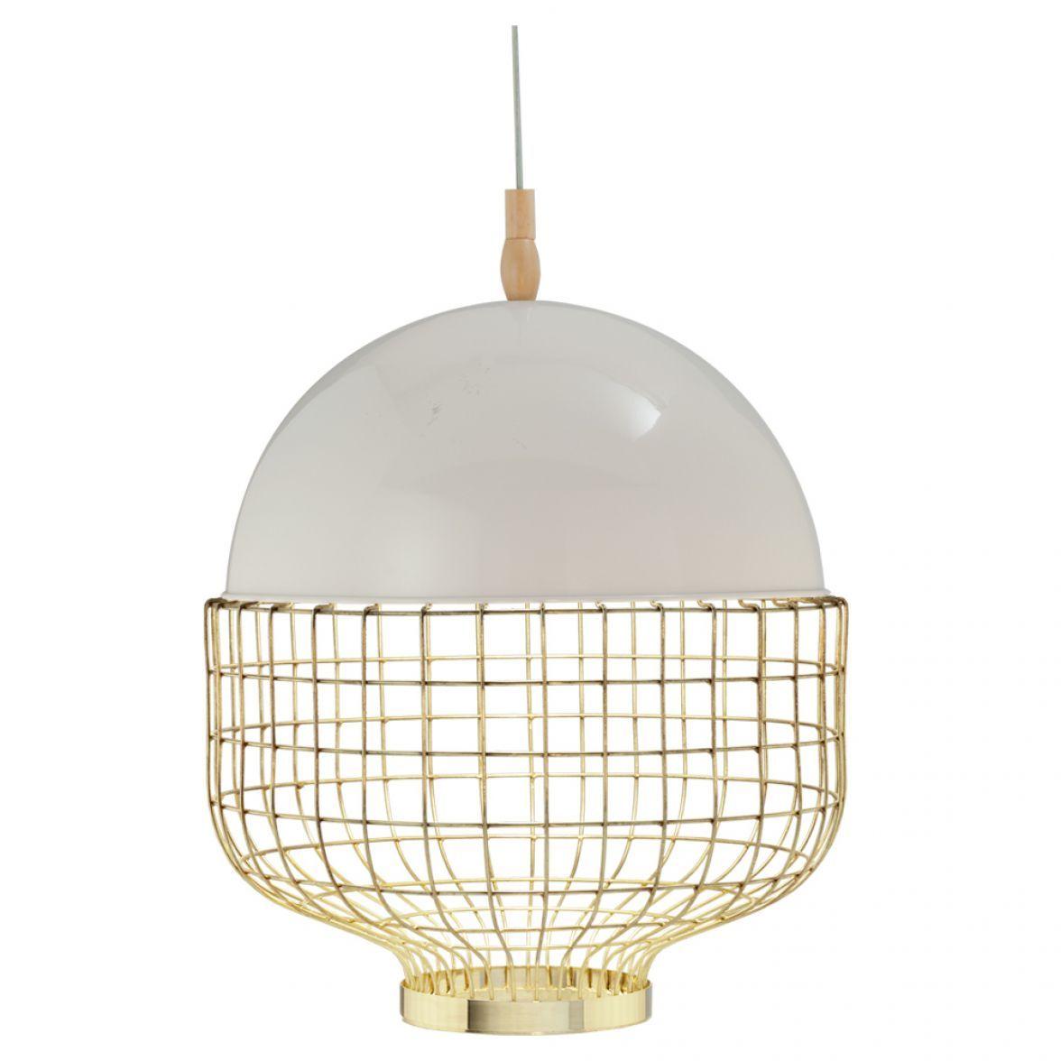 Magnolia suspension lamp
