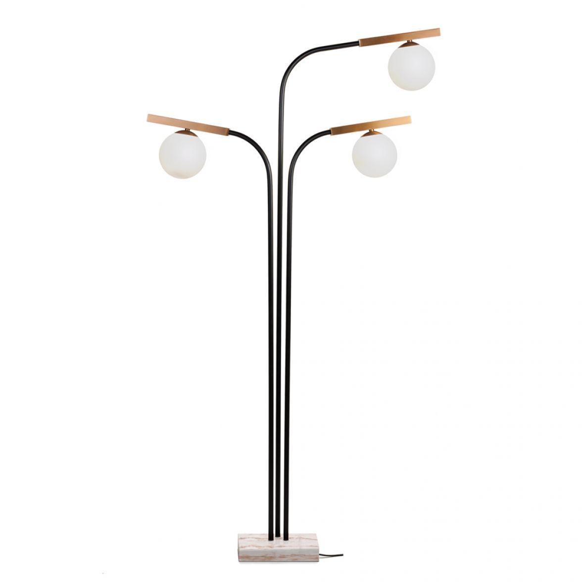 Globe floor lamp фото цена
