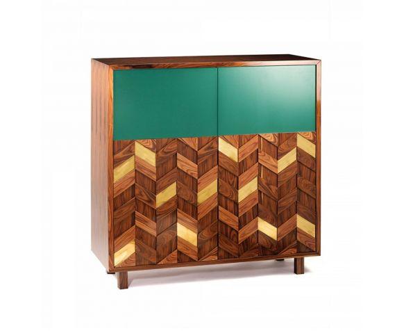 Samoa Bar Cabinet