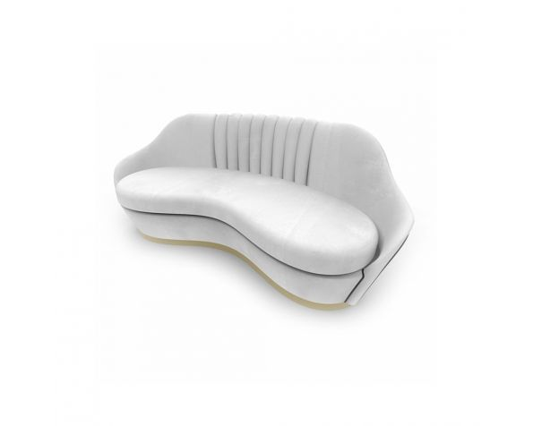 Gia round couch