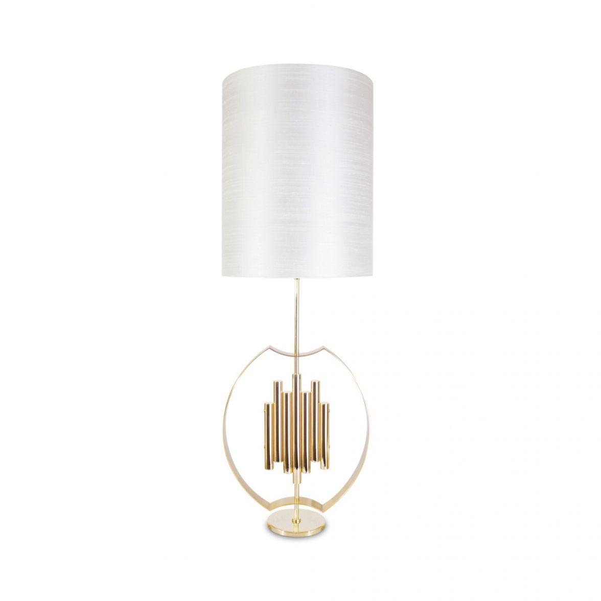 Настольная лампа Gold tupelo фото цена